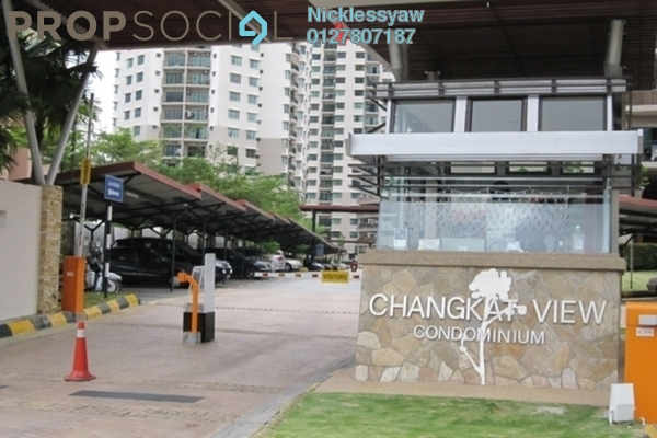 Condominium For Rent in Changkat View, Dutamas Freehold Semi Furnished 3R/2B 2k