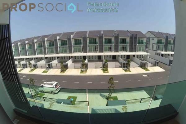 Terrace For Rent in Bangi Avenue, Kajang Freehold Unfurnished 7R/7B 1.8k
