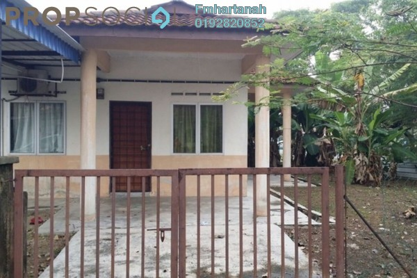 Terrace For Sale in Taman Banting Baru, Banting Freehold Unfurnished 3R/2B 255k