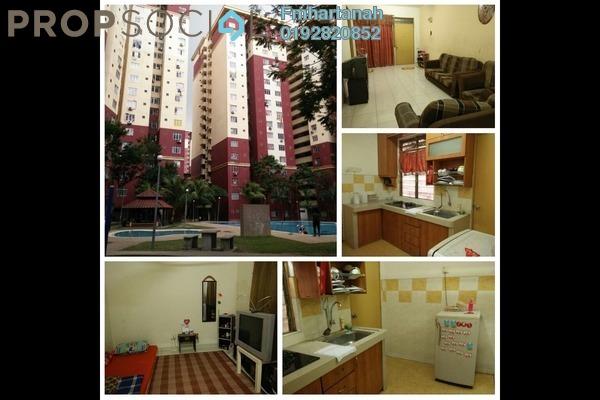 Apartment For Sale in Mentari Court 1, Bandar Sunway Leasehold Unfurnished 3R/2B 259k