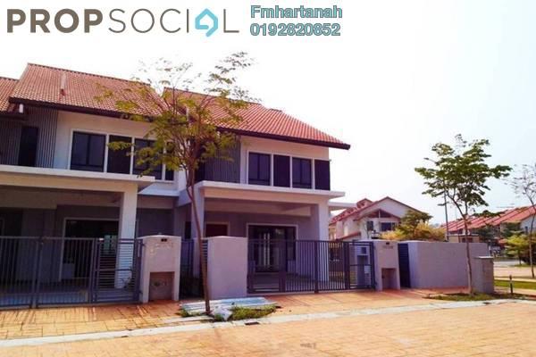 Terrace For Rent in Ilmia, Setia Alamsari Freehold Unfurnished 5R/4B 3.3k
