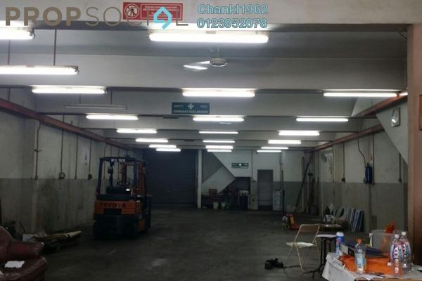 Factory For Rent in Desa Tun Razak, Bandar Tun Razak Leasehold Unfurnished 0R/4B 5.8k