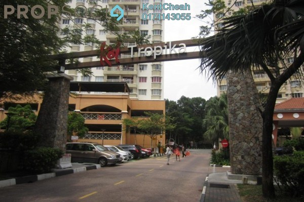For Sale Condominium at Koi Tropika, Puchong Leasehold Unfurnished 3R/2B 360k