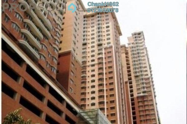 Condominium For Sale in The 19 USJ City Mall, UEP Subang Jaya Freehold Semi Furnished 2R/1B 345k