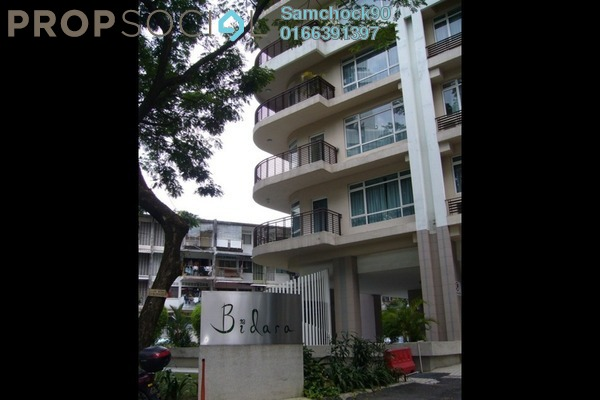 Condominium For Sale in 38 Bidara, Bukit Ceylon Freehold Fully Furnished 2R/2B 680k