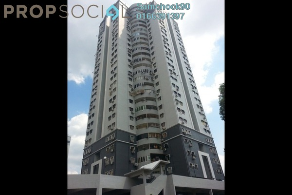 Condominium For Sale in Bukit Pandan 2, Pandan Perdana Freehold semi_furnished 3R/2B 370k