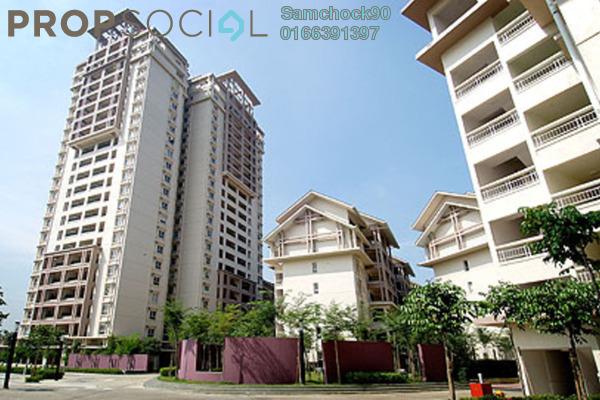 Condominium For Sale in Seri Maya, Setiawangsa Freehold Fully Furnished 4R/3B 1.15m