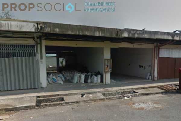 Factory For Sale in Taman Bunga Raya, Bukit Beruang Freehold Unfurnished 0R/0B 500k