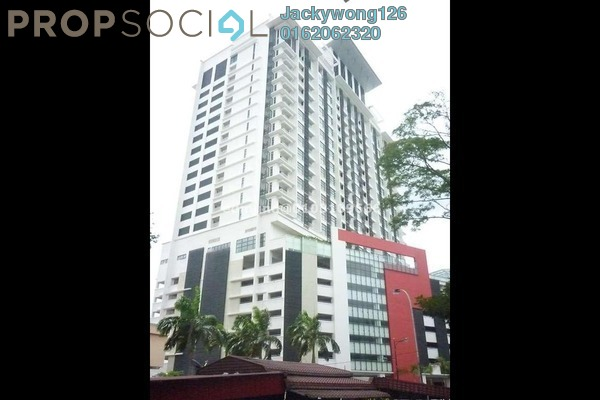 Condominium For Rent in Pertama Residency, Cheras Leasehold Fully Furnished 1R/1B 1.8k