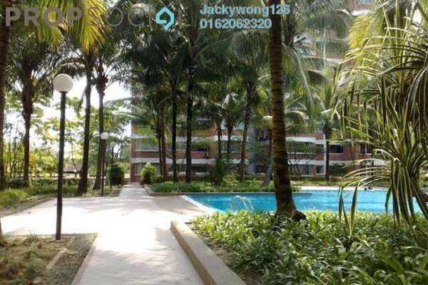 Condominium For Sale in Green Acre Park, Bandar Sungai Long Freehold Unfurnished 3R/2B 390k