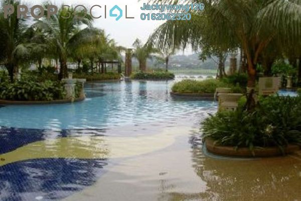 Condominium For Rent in East Lake Residence, Seri Kembangan Leasehold fully_furnished 3R/2B 2.2k