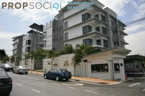 Condominium For Sale in Laman Ara Utama, Bandar Utama Leasehold Semi Furnished 3R/2B 850k