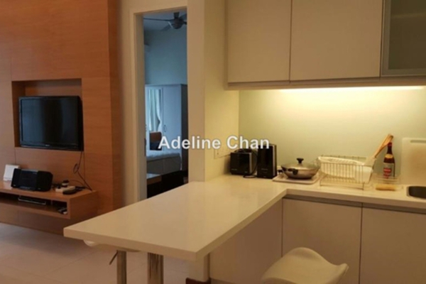 Serviced Residence For Rent in Fraser Place, KLCC Leasehold Fully Furnished 1R/1B 3.2k