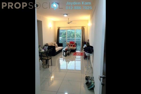 Condominium For Sale in Hijauan Puteri, Bandar Puteri Puchong Freehold Fully Furnished 3R/2B 467k
