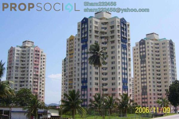 Condominium For Sale in Desa Bayan, Sungai Ara Freehold Unfurnished 3R/2B 295k
