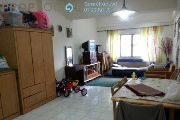 Condominium For Rent in Endah Ria, Sri Petaling Leasehold Fully Furnished 3R/2B 1.8k