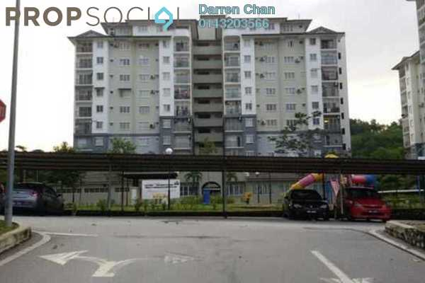 Apartment For Rent in Casa Riana, Bandar Putra Permai Leasehold Unfurnished 3R/2B 950translationmissing:en.pricing.unit