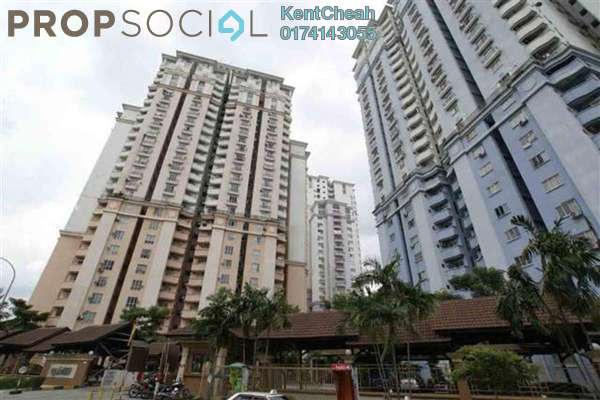 Condominium For Sale in Ridzuan Condominium, Bandar Sunway Leasehold Unfurnished 3R/2B 340k