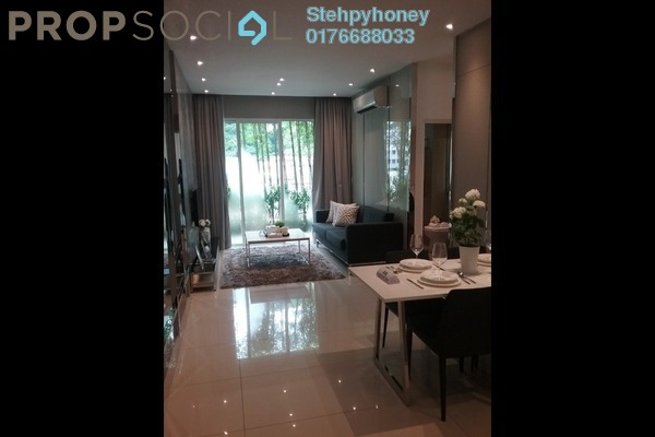 Serviced Residence For Sale in 1Sentul, Sentul Freehold Unfurnished 2R/2B 374k
