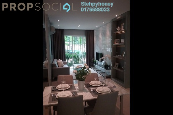 Serviced Residence For Sale in 1Sentul, Sentul Freehold Unfurnished 2R/2B 425k