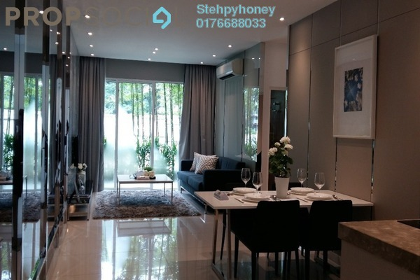Serviced Residence For Sale in 1Sentul, Sentul Freehold Unfurnished 2R/2B 375k