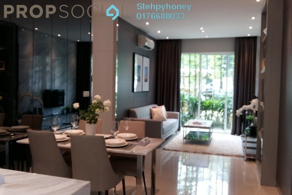 Serviced Residence For Sale in 1Sentul, Sentul Freehold Unfurnished 3R/2B 425k
