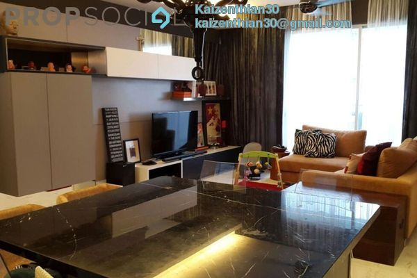 Condominium For Sale in VERVE Suites, Mont Kiara Freehold Fully Furnished 2R/2B 1.3m