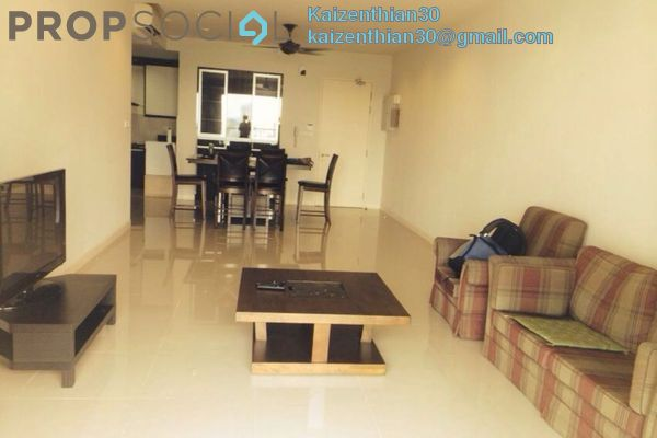 Condominium For Rent in A'Marine, Bandar Sunway Leasehold Fully Furnished 3R/3B 3.9k