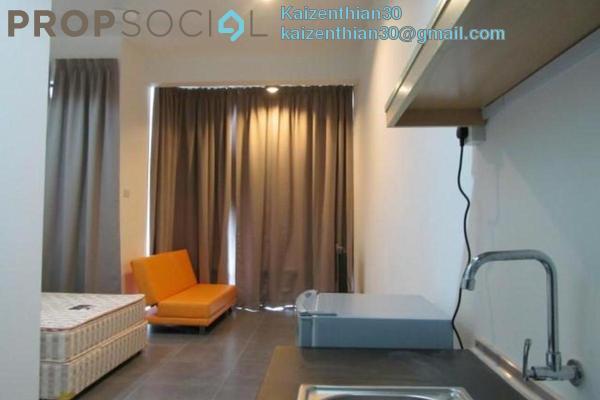 Condominium For Rent in Empire Damansara, Damansara Perdana Leasehold Fully Furnished 0R/1B 1k