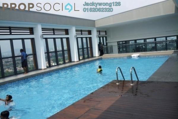Condominium For Rent in PJ5 SOHO, Kelana Jaya Freehold Semi Furnished 0R/1B 1.3k