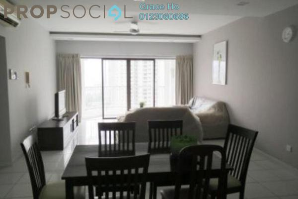 Condominium For Rent in Angkupuri, Mont Kiara Freehold Fully Furnished 3R/2B 3.6k
