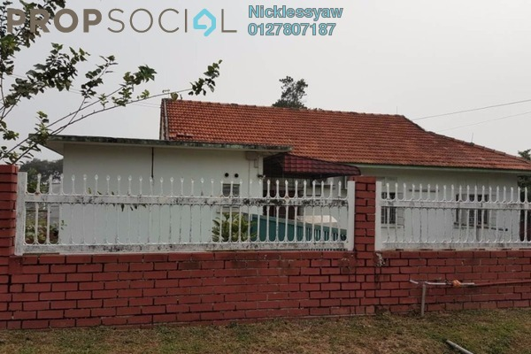 For Rent Bungalow at SS1, Petaling Jaya Freehold Semi Furnished 6R/4B 6k