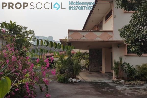 Terrace For Sale in Taman Mayang, Kelana Jaya Freehold Unfurnished 2R/1B 650k