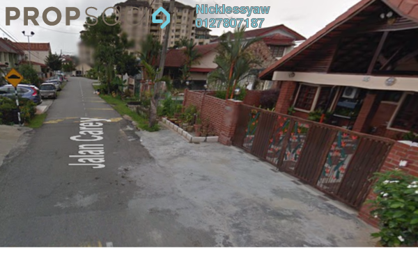 Bungalow For Sale in Section 1, Petaling Jaya Leasehold Unfurnished 3R/2B 1.2m