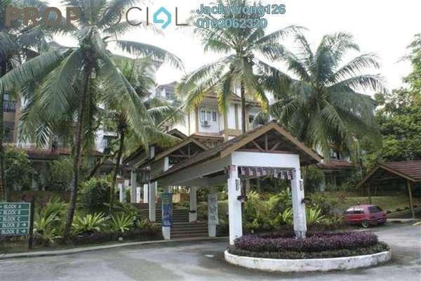 Condominium For Sale in Villaria, Bukit Antarabangsa Leasehold Unfurnished 3R/2B 340k