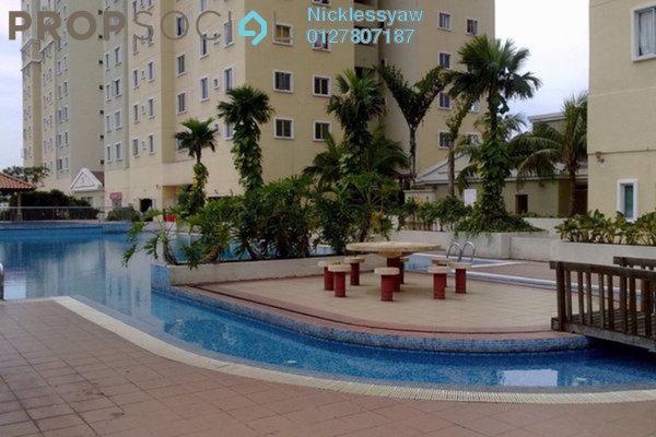 Condominium For Rent in Casa Tiara, Subang Jaya Freehold Fully Furnished 2R/2B 1.9k