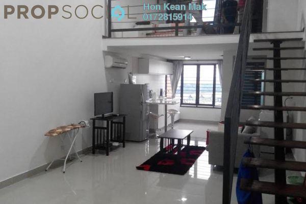 Condominium For Rent in Subang SoHo, Subang Jaya Freehold Fully Furnished 0R/1B 2k