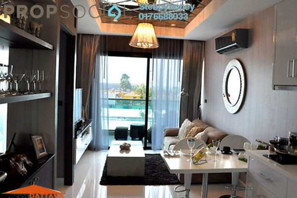Serviced Residence For Sale in 1Sentul, Sentul Freehold Unfurnished 2R/2B 373k