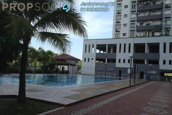 Condominium For Rent in Kinrara Mas, Bukit Jalil Freehold Semi Furnished 4R/2B 1.4k