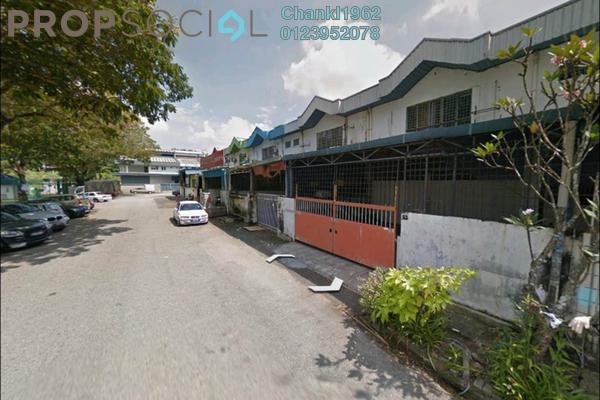 Factory For Sale in Desa Tun Razak, Bandar Tun Razak Leasehold Unfurnished 0R/0B 6m