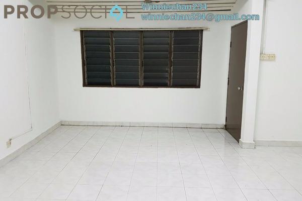 Terrace For Sale in Taman Bukit Maluri, Kepong Leasehold Unfurnished 4R/2B 810k