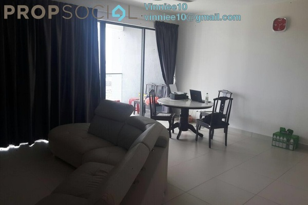 Condominium For Rent in Cristal Residence, Cyberjaya Freehold Fully Furnished 3R/3B 2.9k