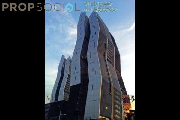 Condominium For Sale in The Capers, Sentul Freehold Semi Furnished 4R/5B 11m