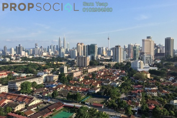 Condominium For Sale in The Saffron, Sentul Freehold fully_furnished 3R/2B 680k