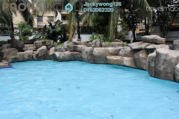 Condominium For Sale in Tiara Ampang, Ampang Leasehold Semi Furnished 3R/2B 500k