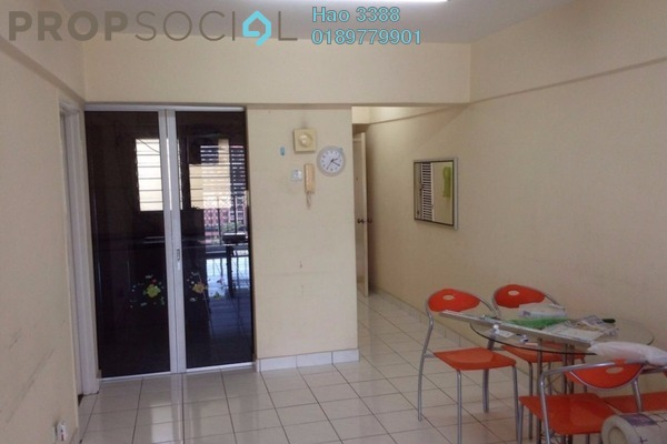 Apartment For Sale in Arena Green, Bukit Jalil Freehold Fully Furnished 2R/2B 350k