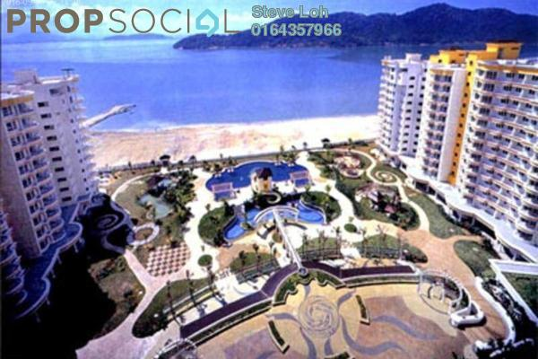 Condominium For Rent in Gold Coast, Bayan Indah Leasehold Fully Furnished 3R/2B 2.2k
