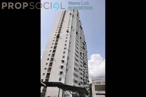 Condominium For Rent in GL Garden, Farlim Freehold Unfurnished 3R/2B 750translationmissing:en.pricing.unit