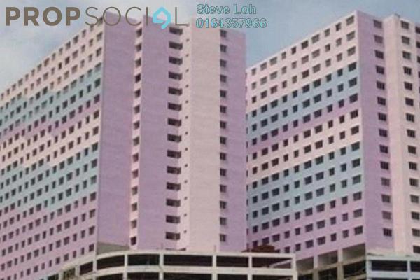Condominium For Rent in Puncak Erskine, Tanjung Tokong Freehold Unfurnished 3R/2B 650translationmissing:en.pricing.unit