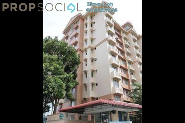 Condominium For Rent in Azuria, Tanjung Bungah Freehold Fully Furnished 3R/2B 1.1k